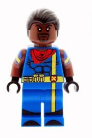 Bishop Associated with the X-Men - Custom Designed Minifigure